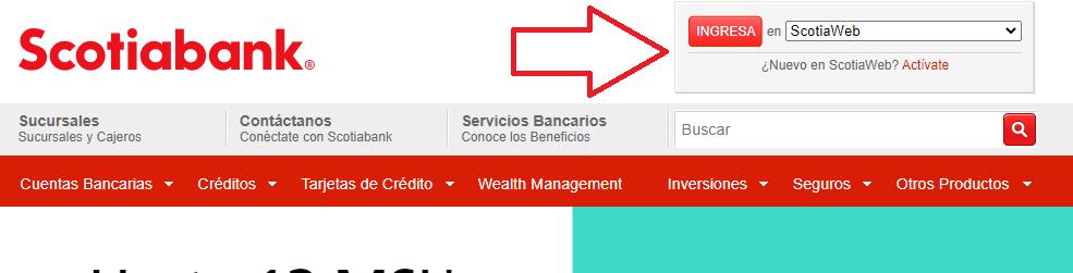 ¿Cómo Consultar El Saldo De Mi Tarjeta Scotiabank Por Internet?