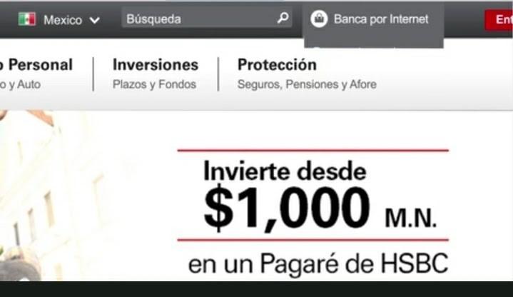 Cómo Checar Mi Saldo De Mi Tarjeta HSBC Por Internet