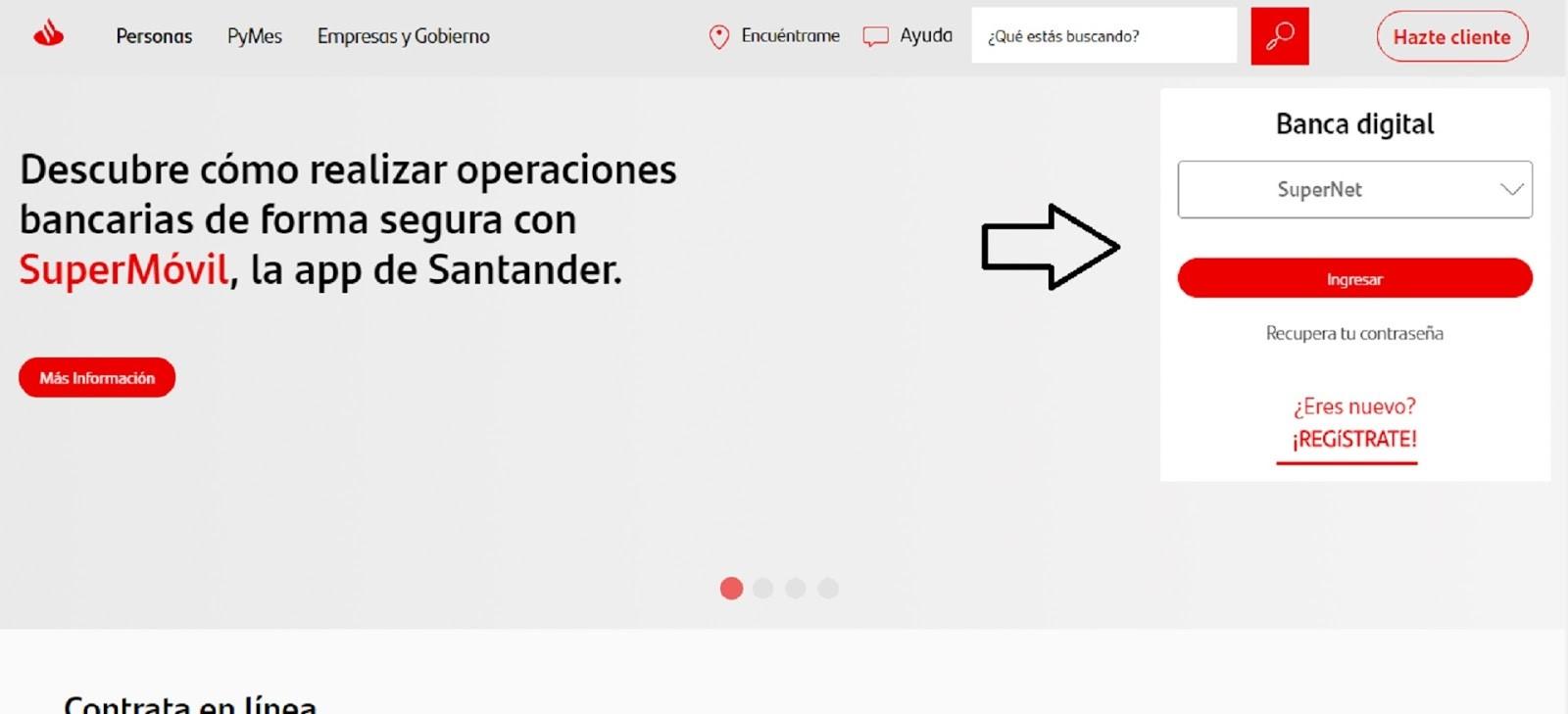 Cómo Consultar Saldo De Mi Tarjeta Santander Por Internet