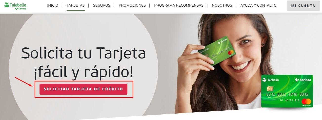 Como Solicitar Tarjeta De Crédito Soriana En Línea
